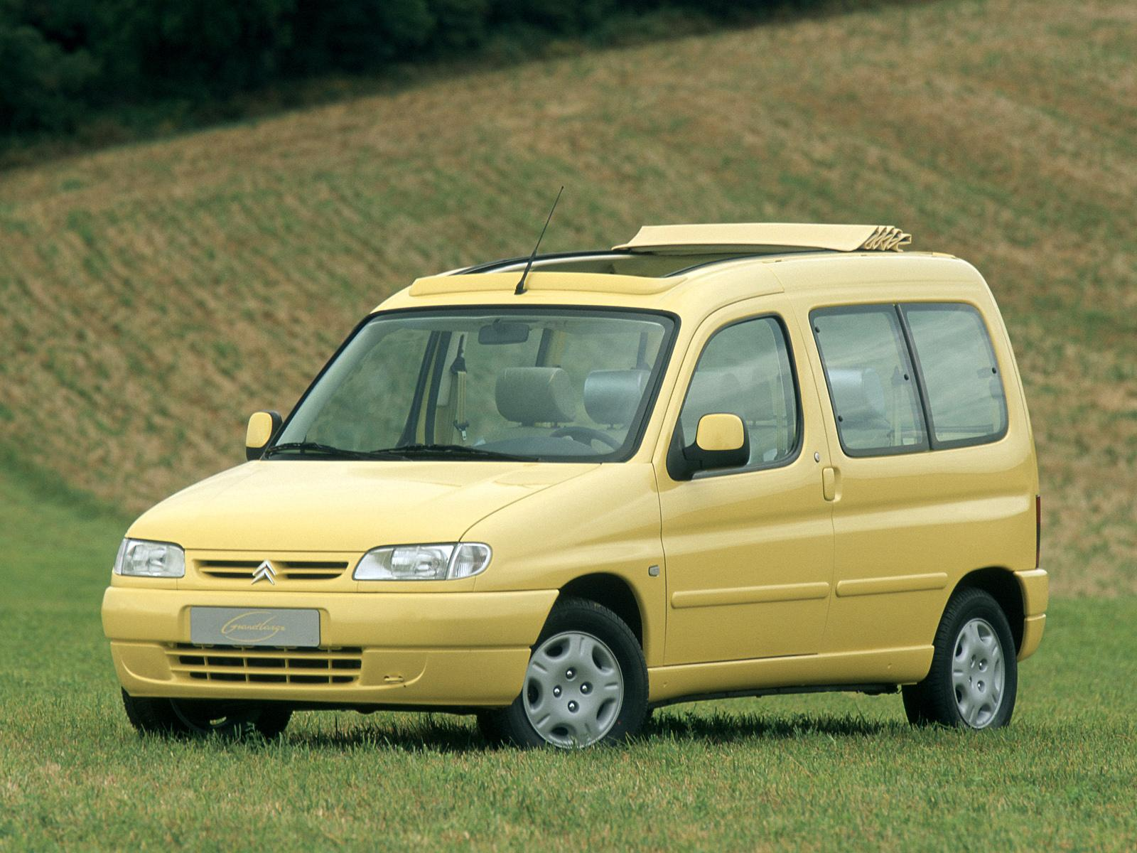 Koncept Berlingo Grand Large, 1996.