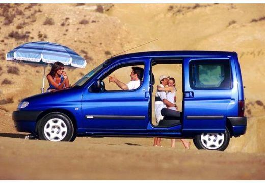 Berlingo Le Grand Bleu, 1998.