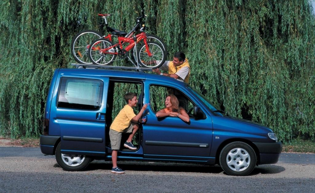 Berlingo Multispace, 1999.