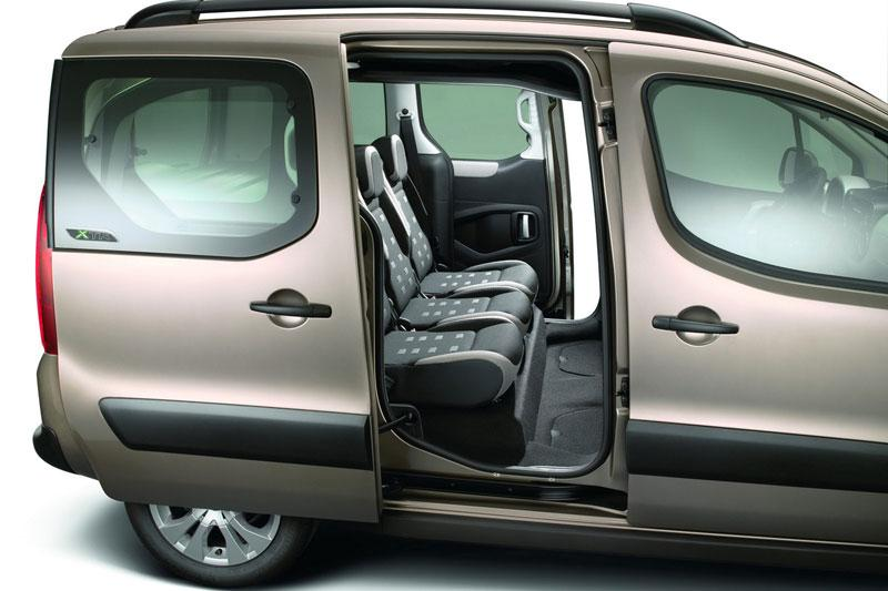 Berlingo Multispace XTR, 2012.
