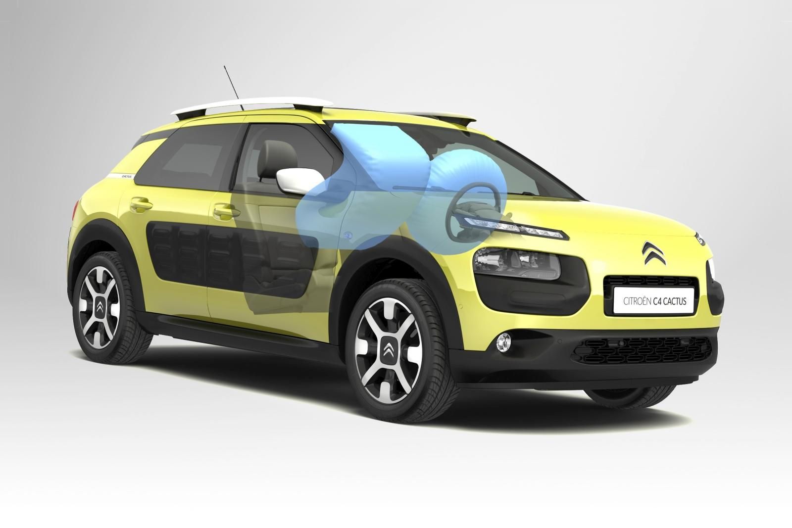 C4 Cactus, 2014., model Airbags, 2014.