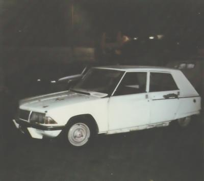 Project F, 1965., prethodnik modela GS