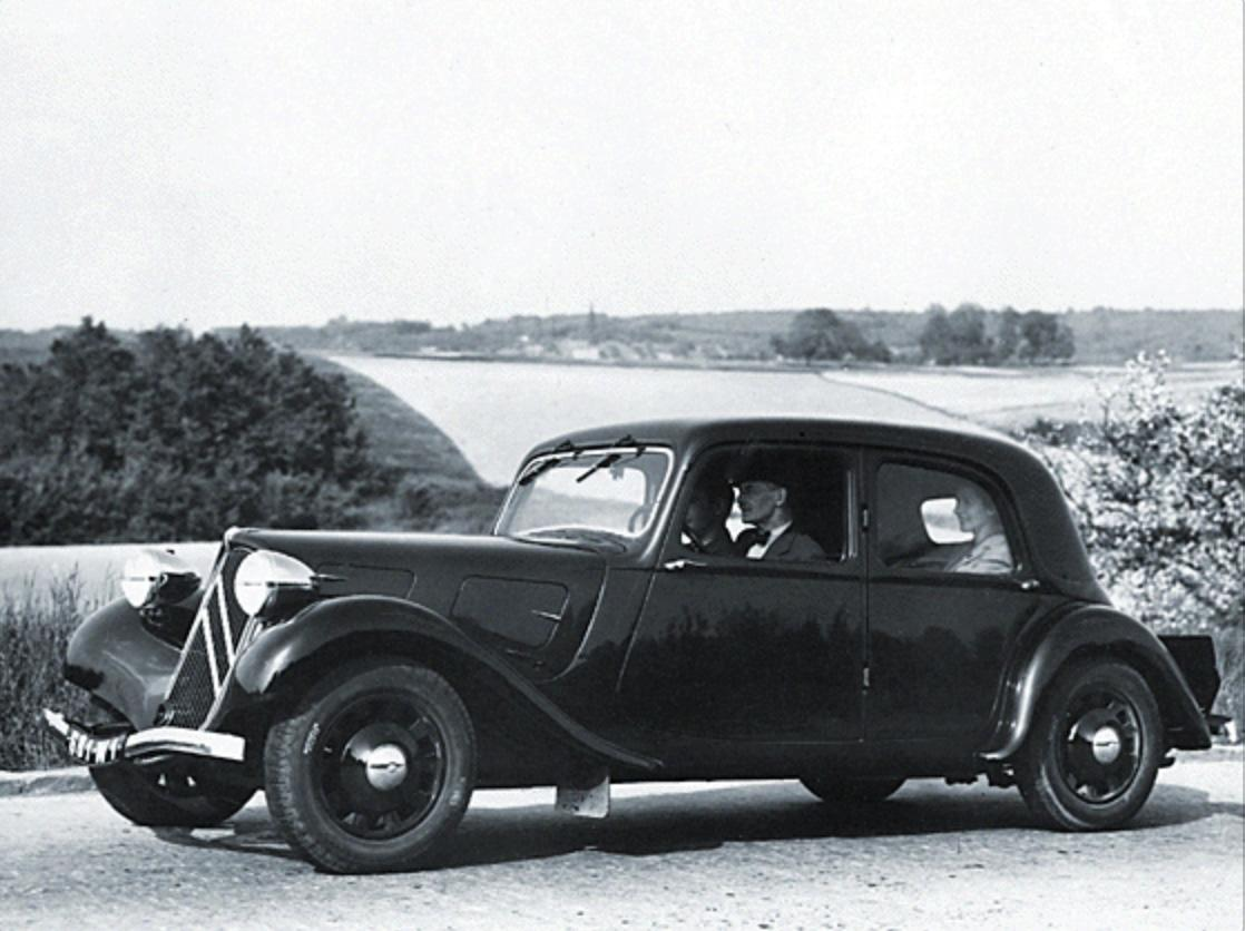 Traction 11BL, 1938.
