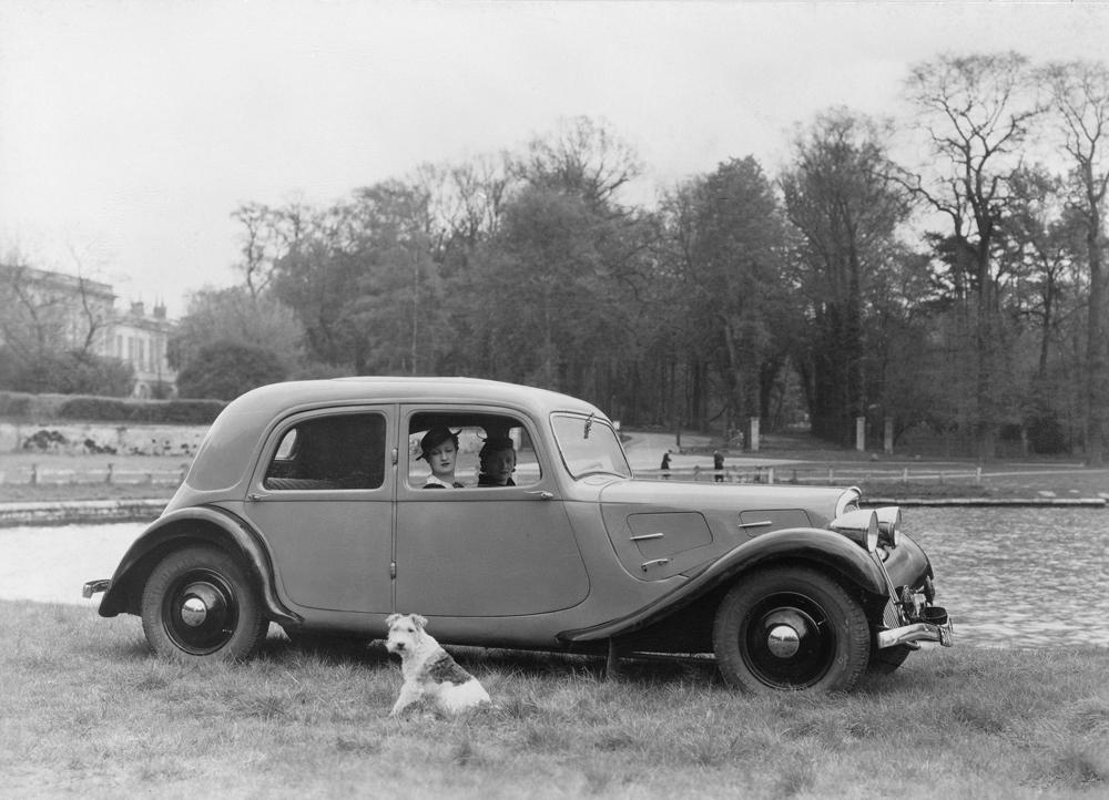 Traction 7, 1934.