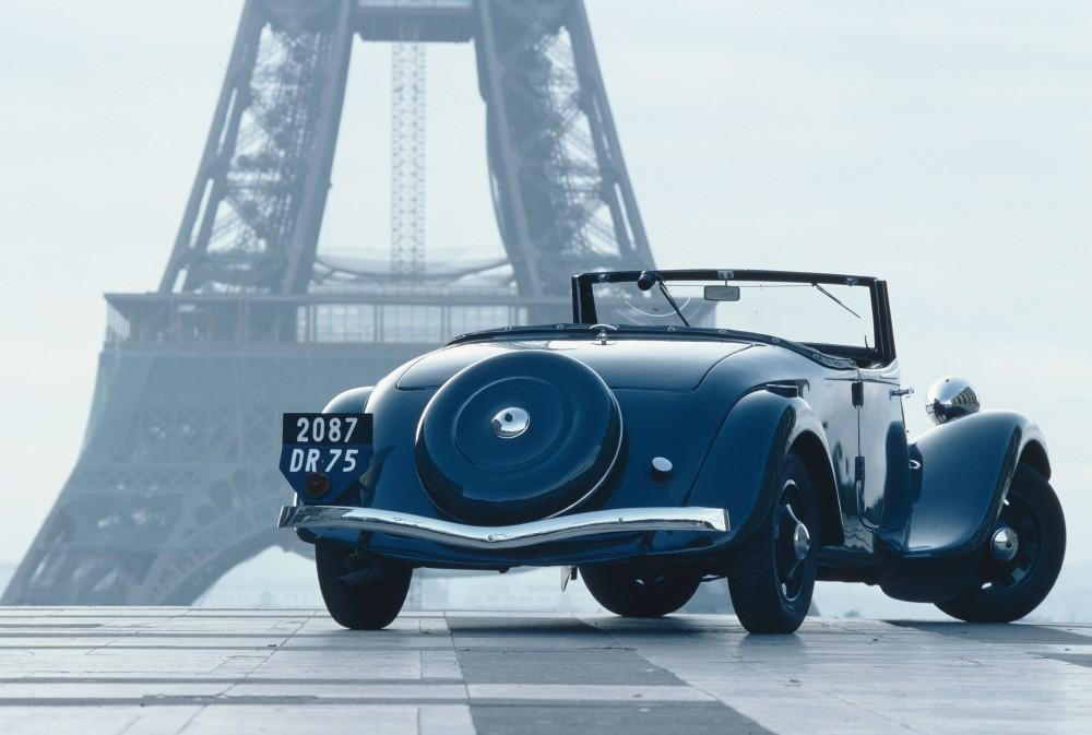 Kabriolet Traction Avant