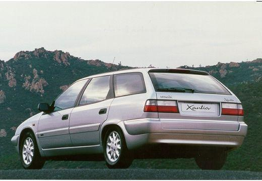 Xantia Break 2.0i 16V Exclusive, 1998.