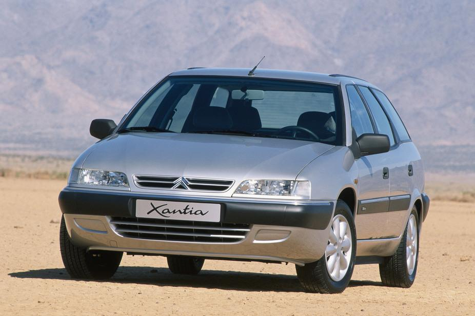 Xantia Break 2.0i 16V SX, 1998.