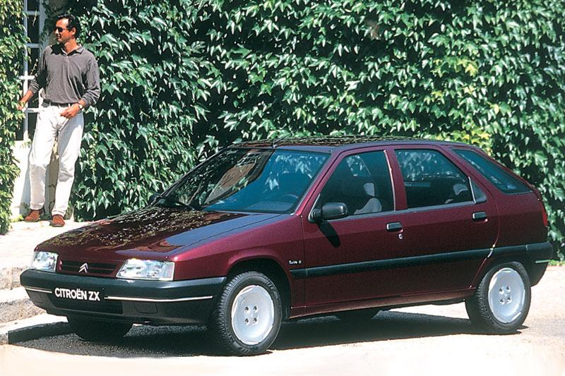 ZX Berline Avantage Turbo D, 1995.