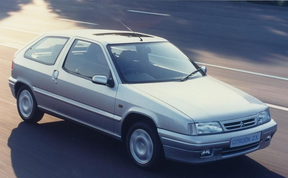 ZX Coupé 1.4i SX Phase II, 1996.